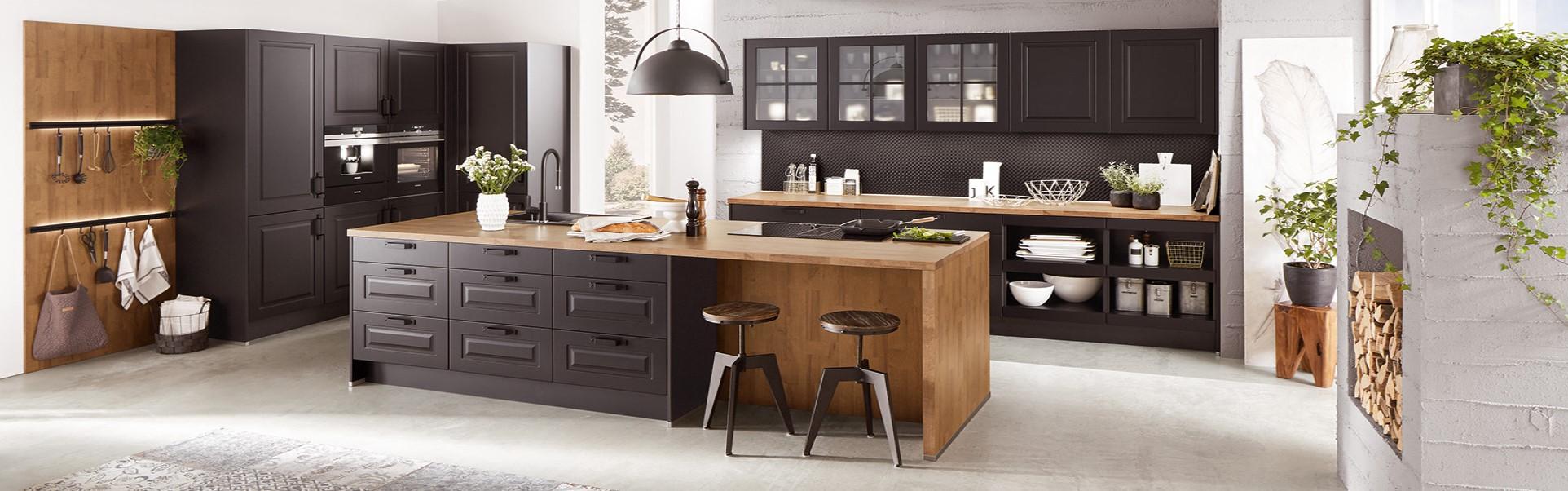 Kuchyně Highline